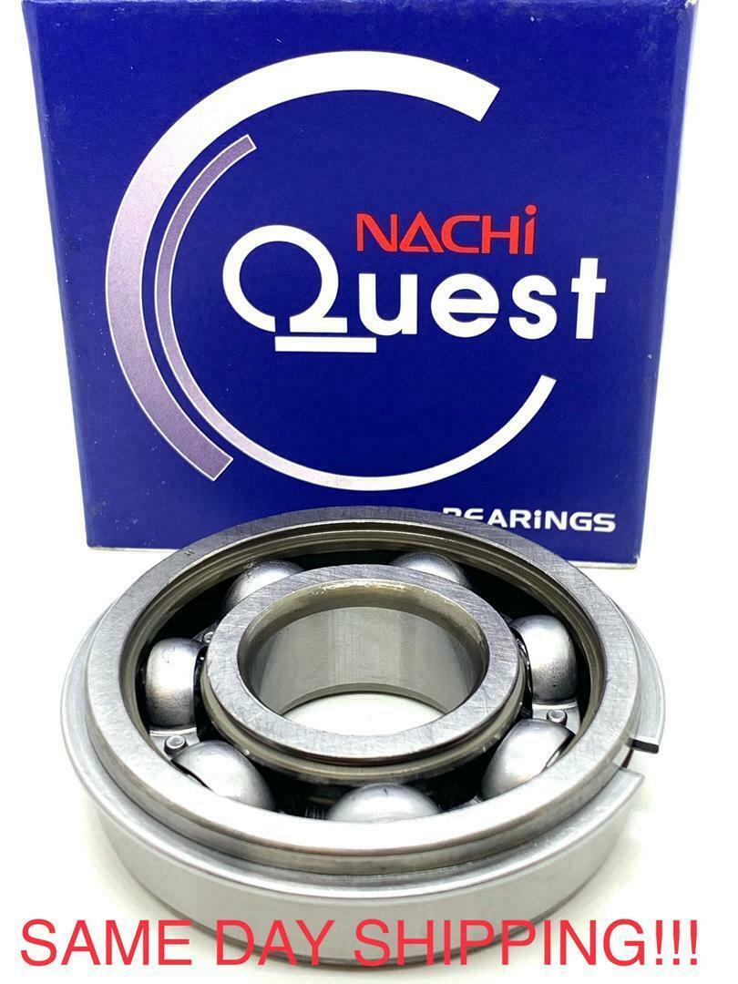 6305-Z Ball Bearing 25x62x17 mm two side metal shielded 6305-ZZ