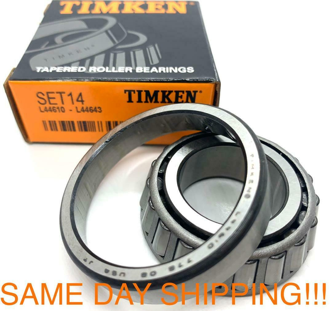 Timken L44649L44610 Timken Bearing Cup /& Cone Set for sale online